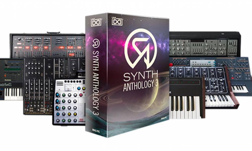 """UVI Synth Anthology 3: 132 """"железных"""" синтезатора в одном VST-плагине"""