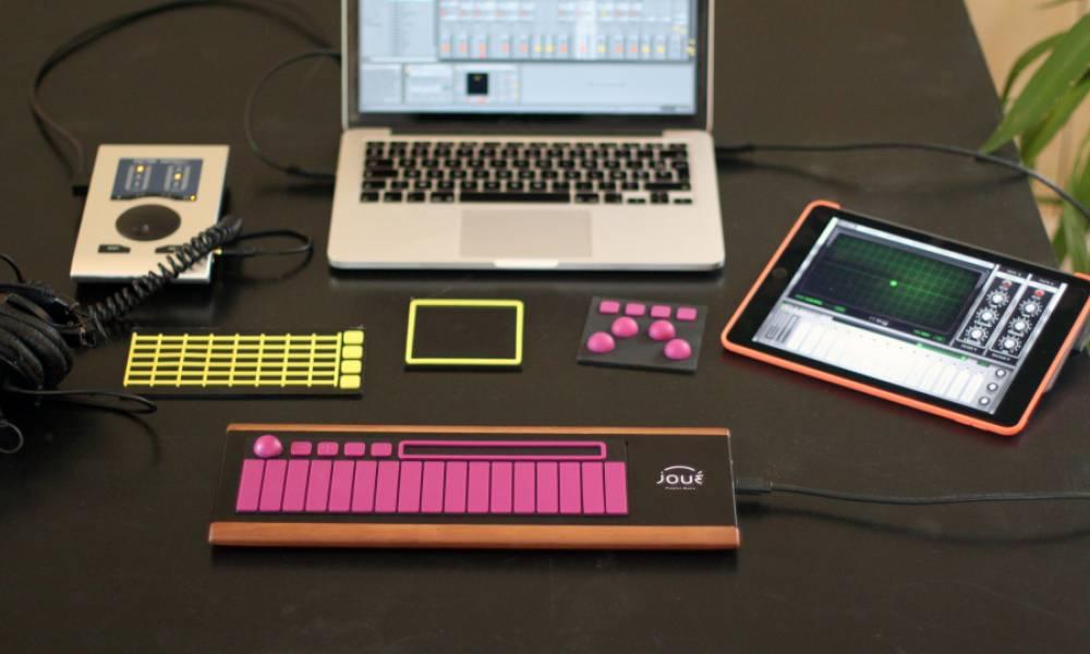 Superbooth 2019: модульный MIDI-контроллер Joué