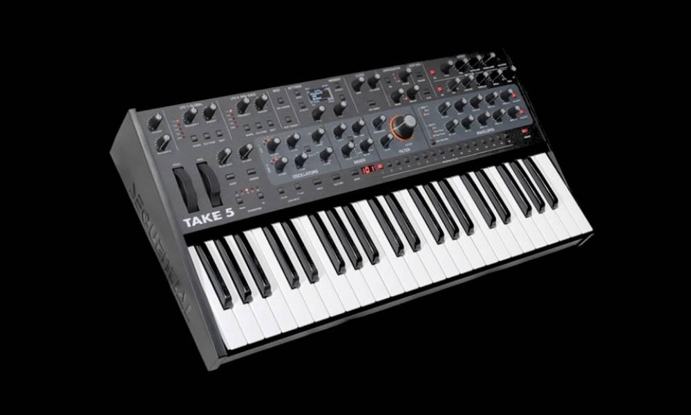 Sequential выпустили синтезатор Take 5