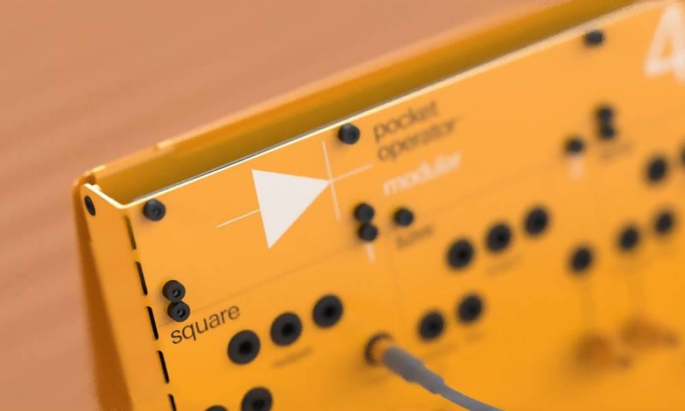Superbooth 2019: Pocket Operator Modular