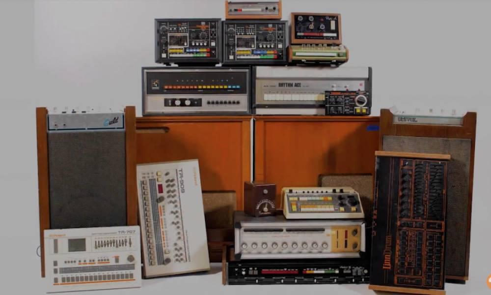 Moby продаст свою коллекцию драм-машин на акуционе