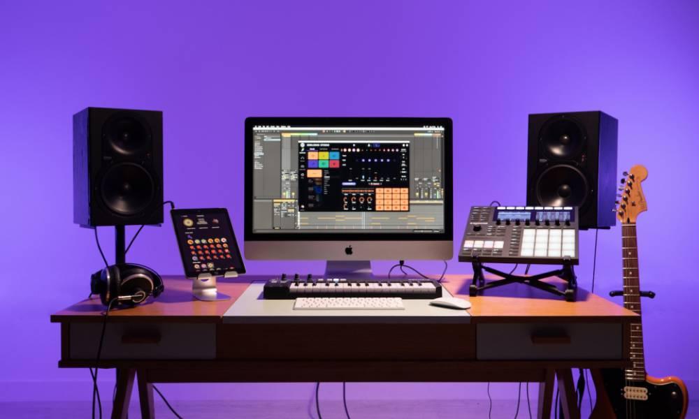 Endlesss Studio - приложение для сетевых музыкальных коллабораций