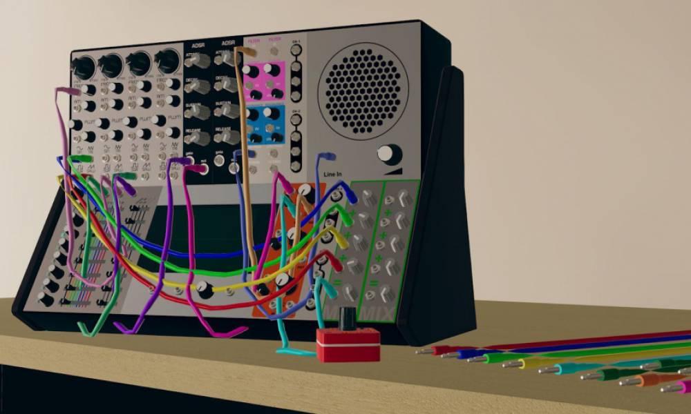 Synthmulator: модульный синтезатор в формате виртуальной реальности