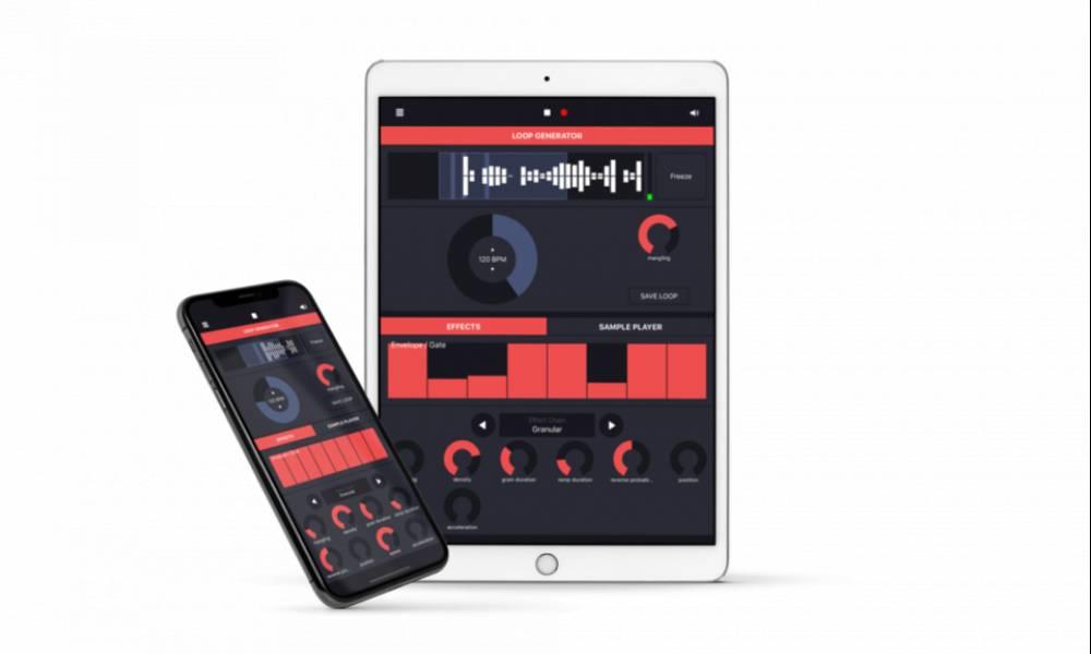 Loopfield для iOS: гибрид рекордера и сэмпл-плеера