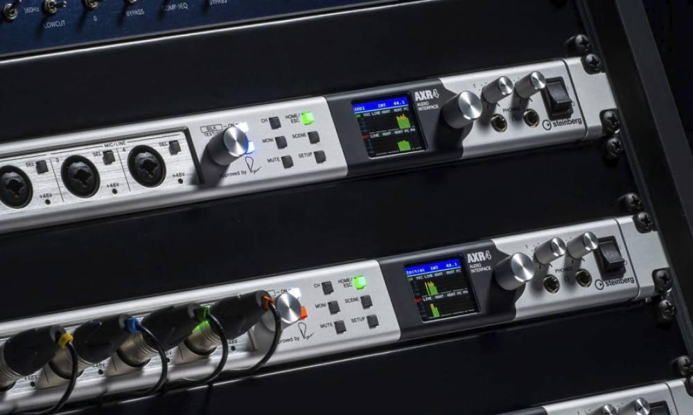 AXR4: флагманский thunderbolt аудиоинтерфейс от Roland