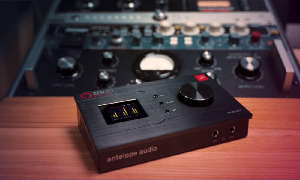 NAMM 2021: Zen Go Synergy Core - бюджетный аудиоинтерфейс от Antelope Audio
