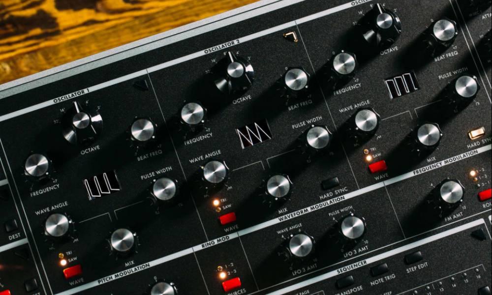 Moog One - первый полифоник 21 века от компании Moog!