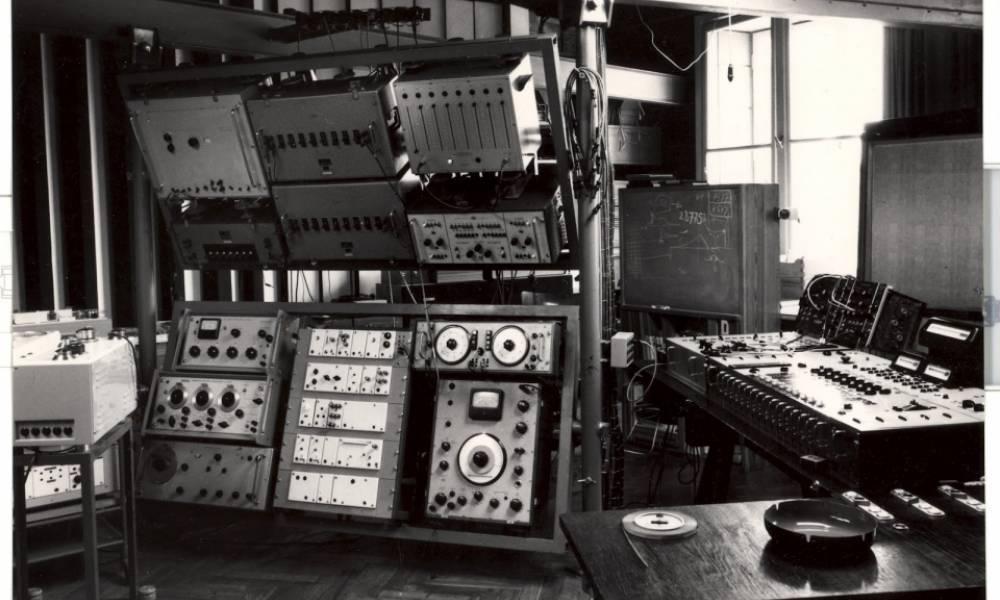 Бесплатный сэмпл-пак от Polish Radio Experimental Studio