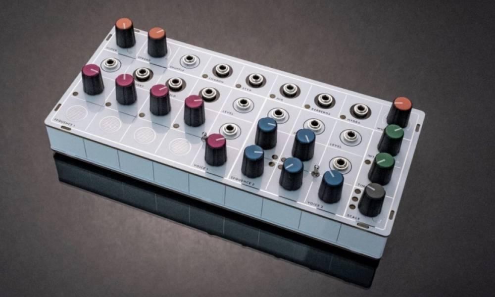 Синтезатор Modern Sounds Pluto: гибрид Buchla и Casio.