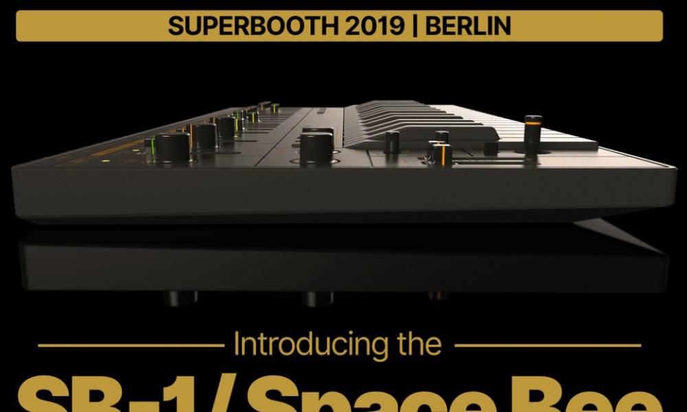 Superlative SB-1 Space Bee: футуристичный клон SH-101