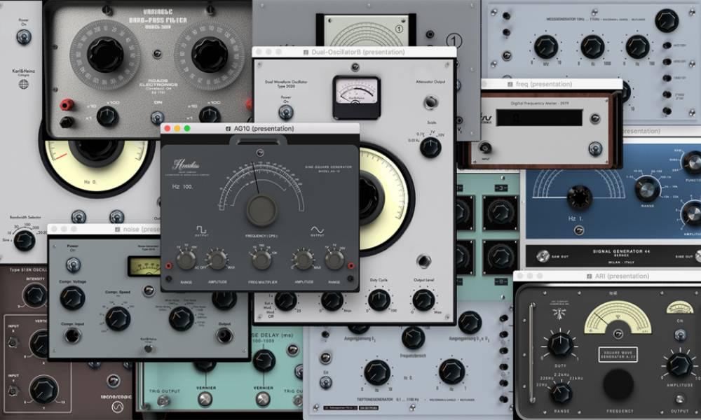 Berna 3: экспериментальная звуковая лаборатория в духе 1950-х