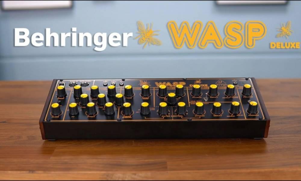 """Behringer WASP Deluxe: новый """"клон"""" от Ули"""