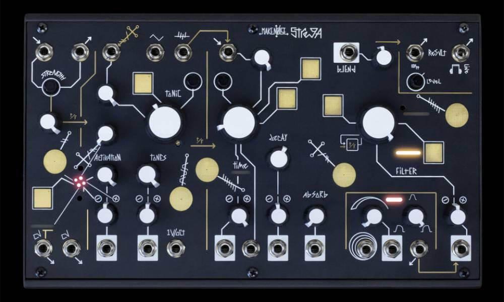 NAMM 2021: синтезатор Make Noise Strega