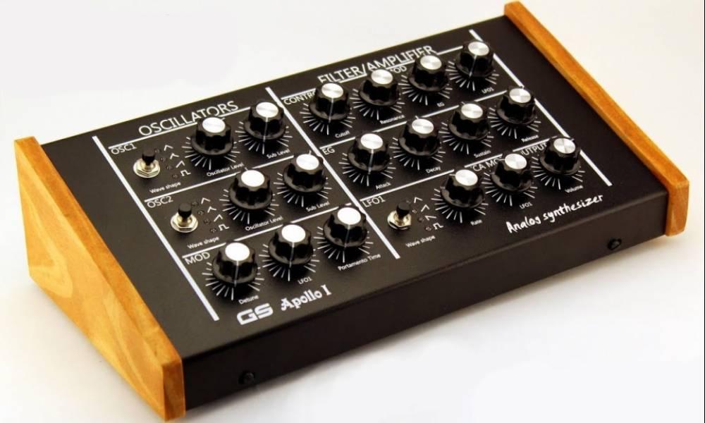 GS Music Apollo I - аналоговый монофоник из Аргентины