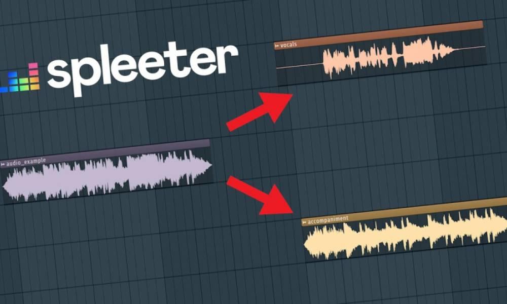 "Spleeter - ""хакерский"" разделитель микса с OpenSource движком"