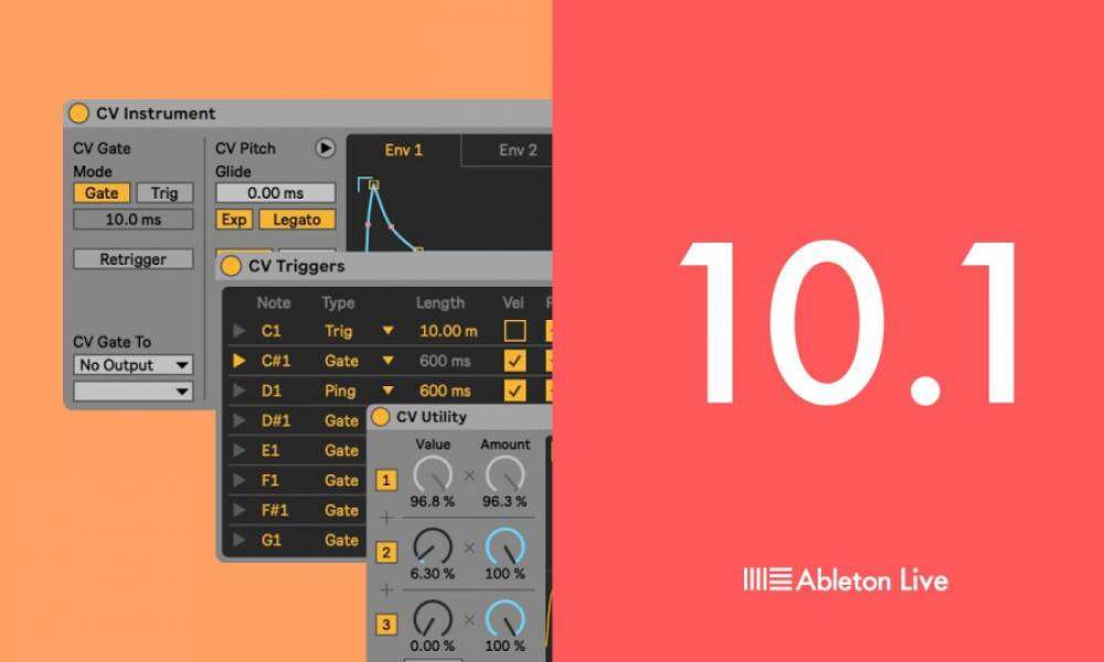CV Tools для Ableton 10
