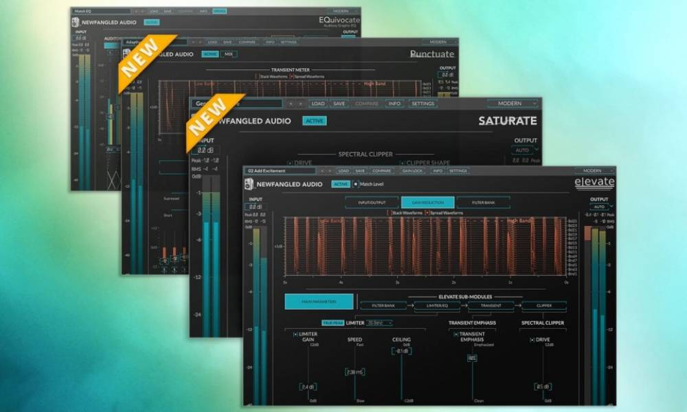 Mastering plugin bundle 1.5 от Eventide