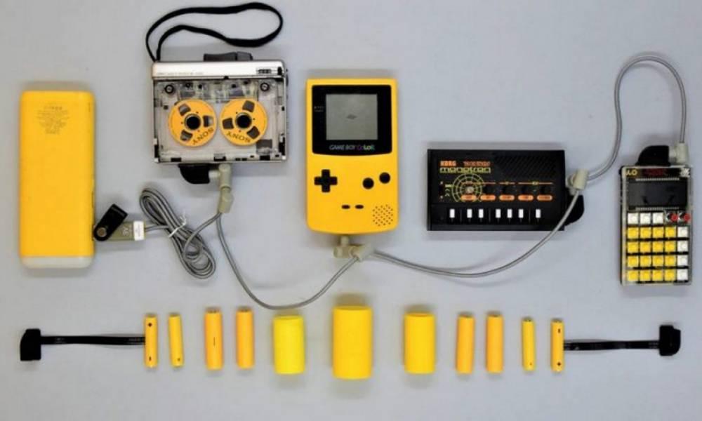 """ReVolt - """"фейковые"""" батарейки с возможностью питания от USB"""