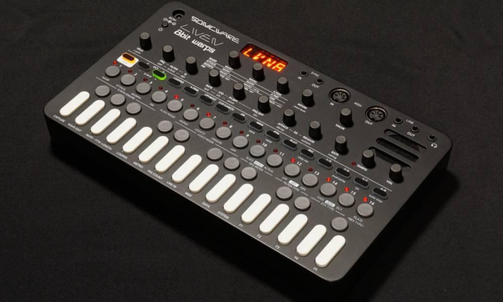 Sonicware Liven FM- грувбокс за 200$