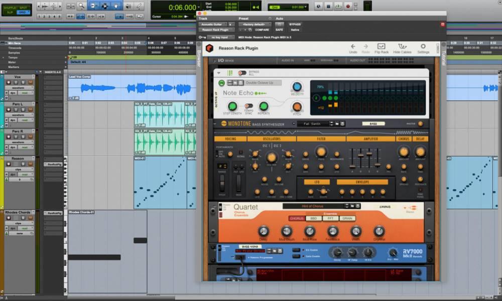 Propellerhead анонсировали выпуск Reason Studio 12