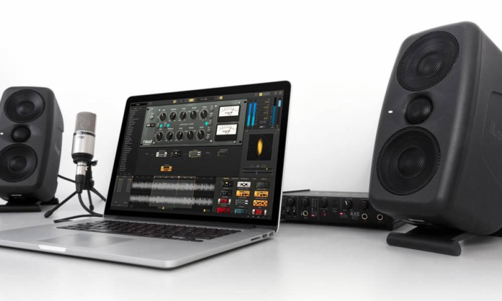 ILoud MTM: компактные студийные мониторы от IK Multimedia
