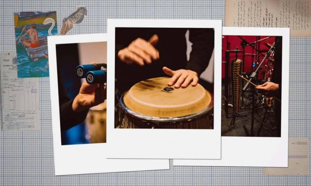 Percussion - библиотека для бесплатного сэмплера LABS от Spitfire Audio