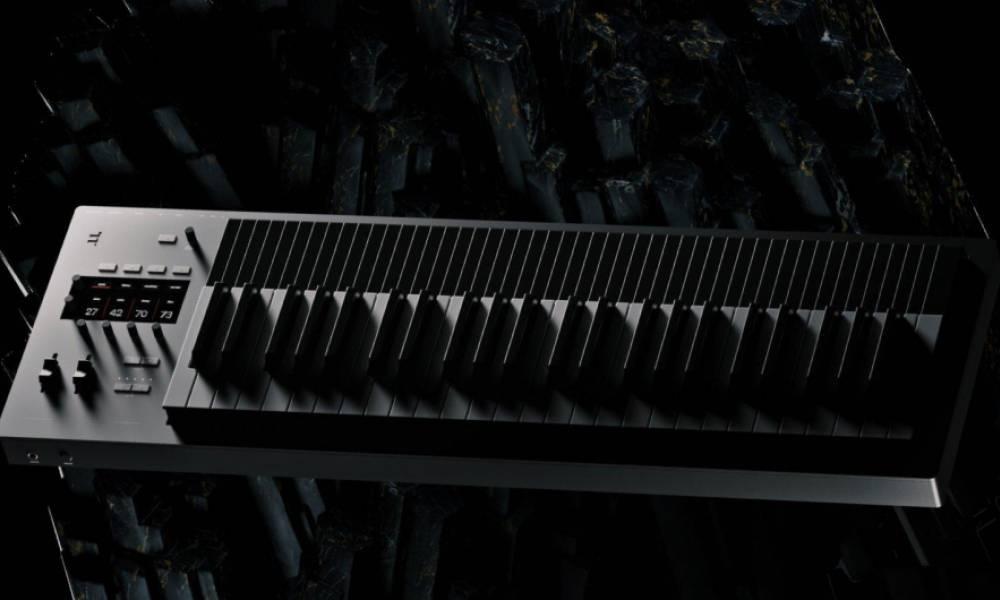 Osmose - мультипространственный синтезатор от Expressive E