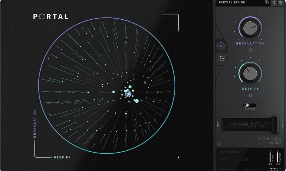Portal FX: гранулярный эффектор от Output