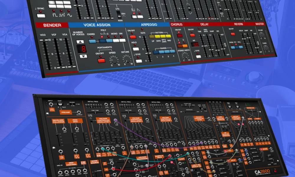 Cherry Audio выпустила софтовые эмуляции ARP 2600 и Juno 106