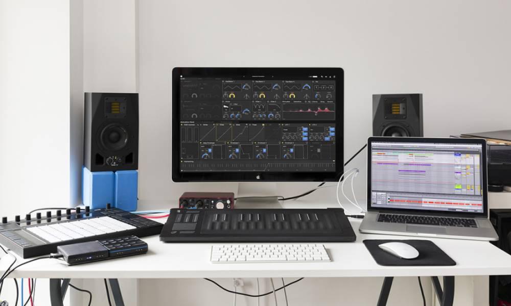 Equator 2 - софтовый MPE синтезатор от Roli
