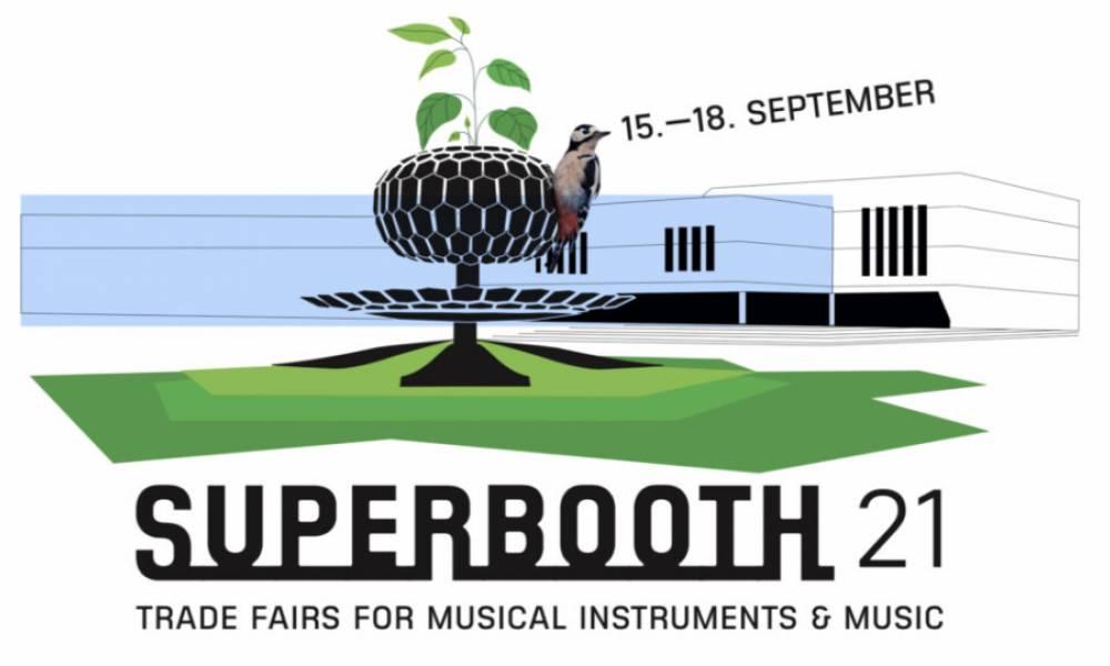 Берлинская синтезаторная выставка Superbooth 2021 стартует 15 сентября!