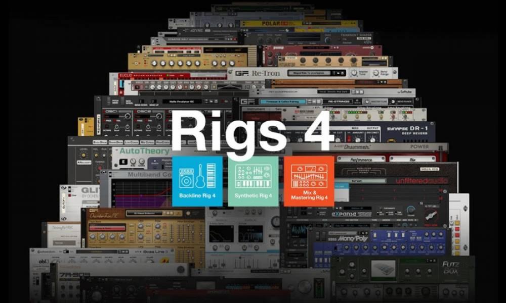 Rigs 4: новая коллекция инструментов для Propellerhead Reason