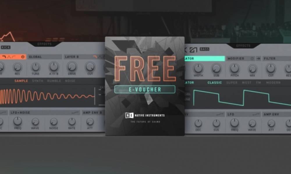 TRK-01 PLAY: бесплатные плагины от NI