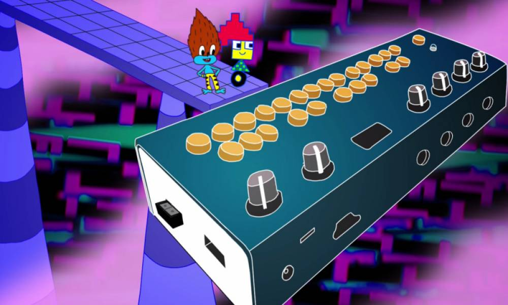 Critter & Guitari Organelle: новый процессор, MIDI, динамик и т.д.