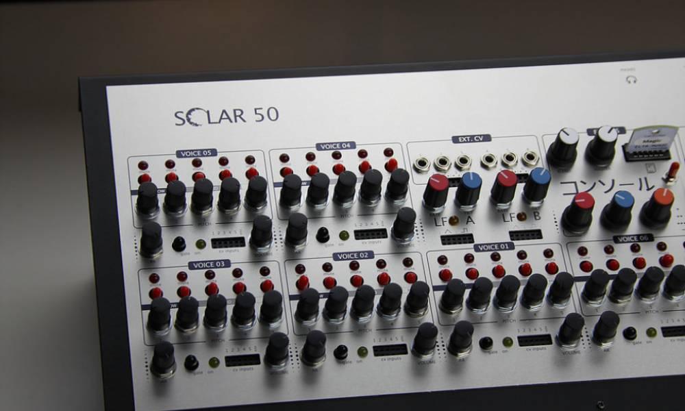 SOLAR 50 - микрохроматический синтезатор от Elta Music