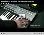 Novation SL MkII - MusicMag видеообзор