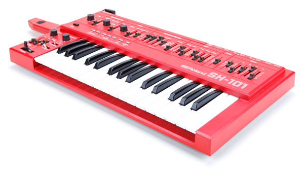 roland sh101 red