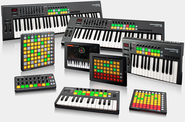 Novation-Launch-Range