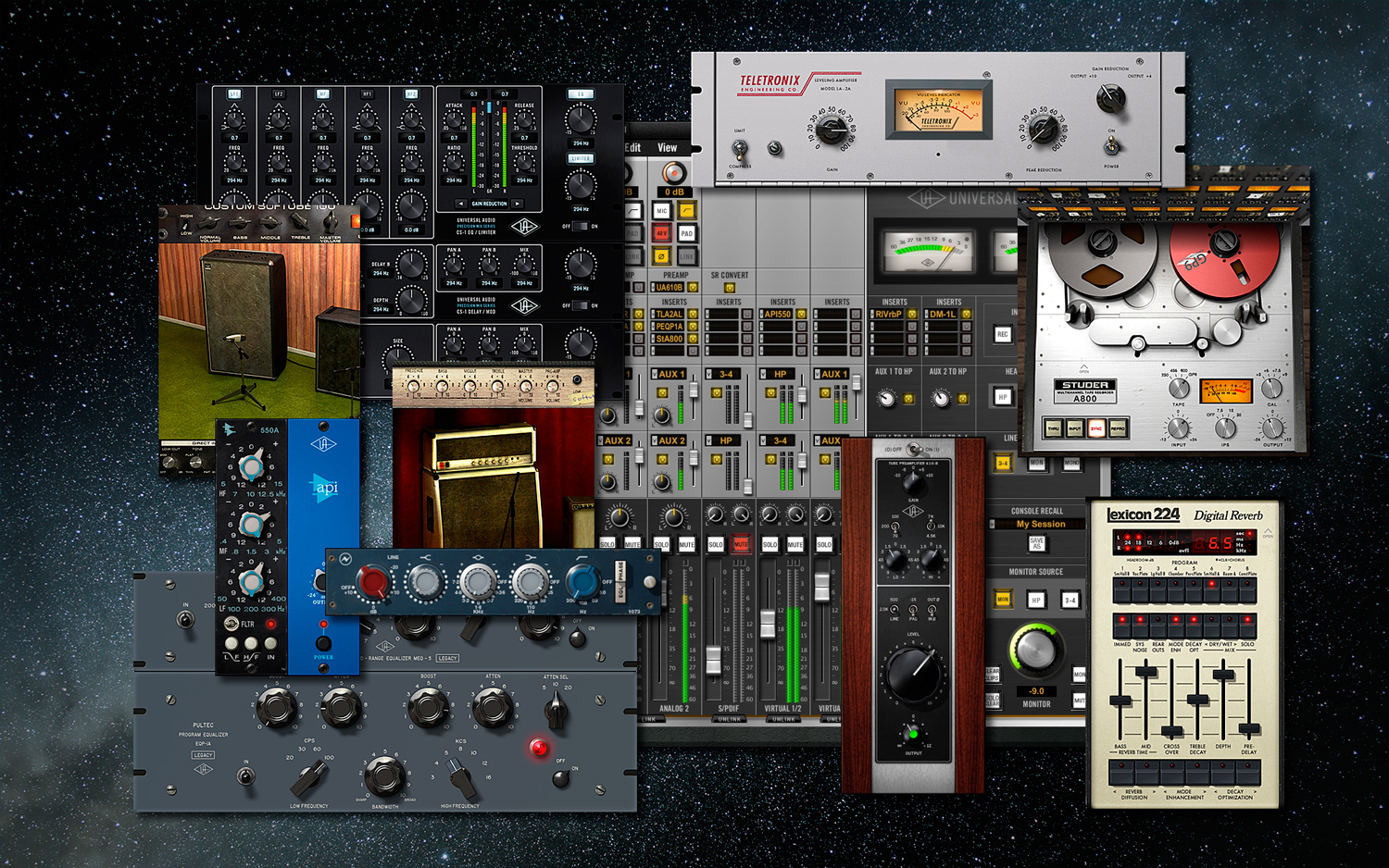 universal audio apollo twin plug-ins 1
