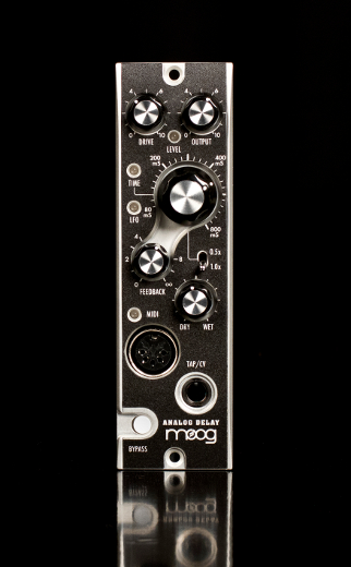 moog Analog-Delay-Front9520