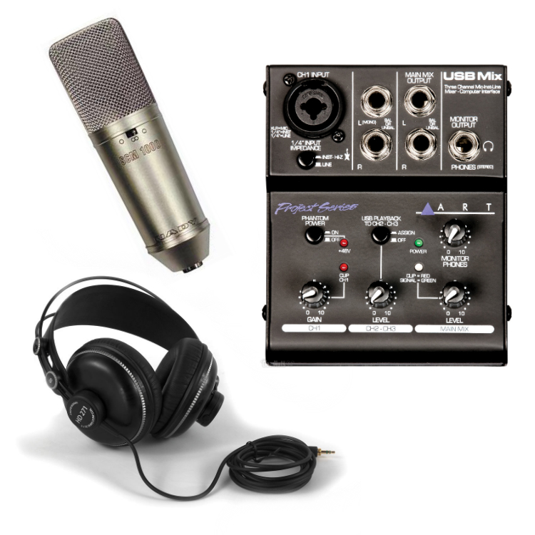 Podcasting Bundle Medium