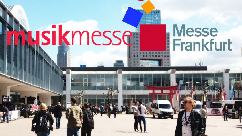 MusicMagTV на Musikmesse и Prolight & Sound 2017!