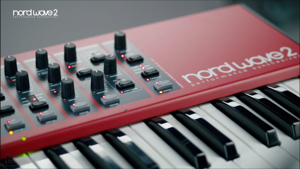 NAMM 2020: Clavia Nord Wave 2