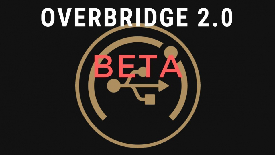 Видеообзор Elektron Overbridge 2.0 beta от Dave Mech