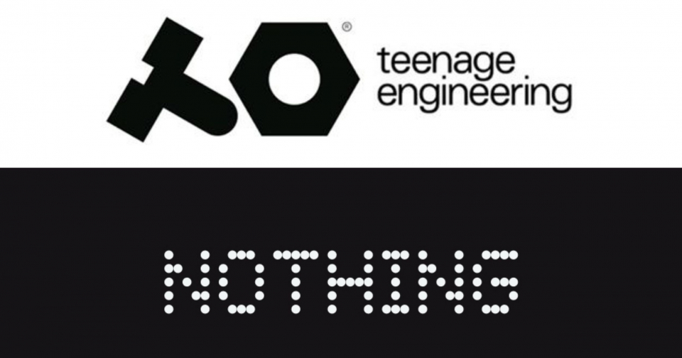 Коллаборация Teenage Engineering и Nothing