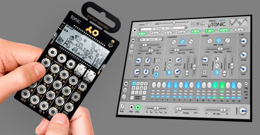 NAMM 2017: Teenage Engineering PO-32 Tonic и OP-Z