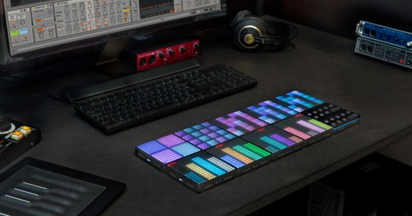 Instant Delay для ROLI Lightpad Block