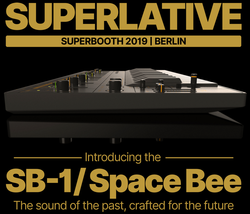 Superlative SB-1 Space Bee: футуристичный клон SH-101