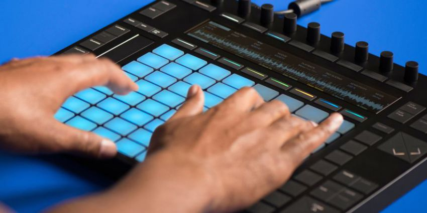 Ableton Push 2 и Ableton Live 9.5