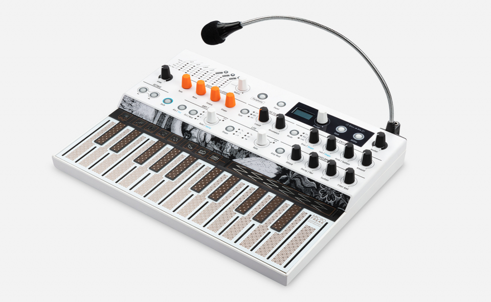 Arturia выпустили MicroFreak Vocoder Edition